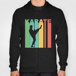 Retro Style Karate Martial Arts Hoody