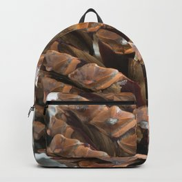 Pinecone Backpack