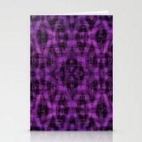 ikat Stationery Cards featuring Ikat by Charlene McCoy