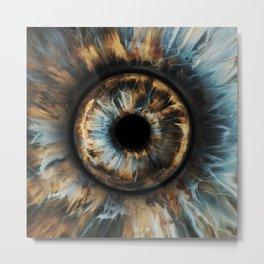"WWP°282 ""Storm Of The Eye"" Metal Print"