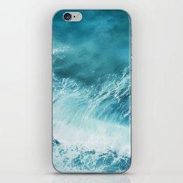 Let Me Crash iPhone Skin