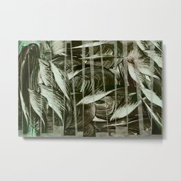 Imkhursag Metal Print