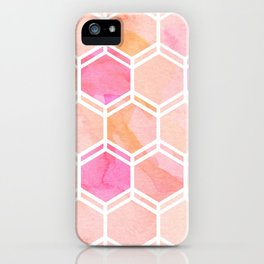 CORAL PARADISE iPhone Case
