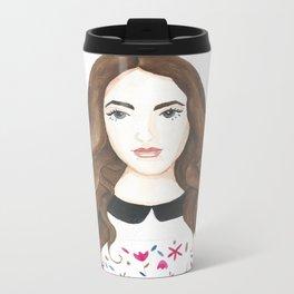 Gina Metal Travel Mug