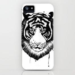 tigerjonz iPhone Case