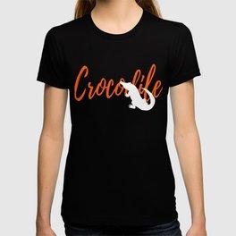 Epic Crocodile Graphic Tee Shirt T-shirt