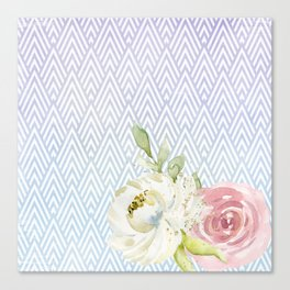 Sweet Romance Canvas Print