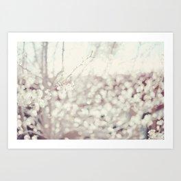 Spring Day Dream Art Print