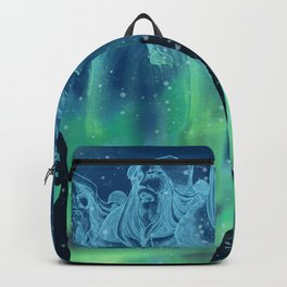Viking warriors soul Backpack