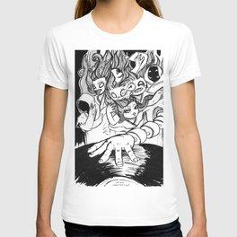 Inktober Day 3 T-shirt