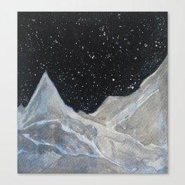 Nuit Etoilée Canvas Print