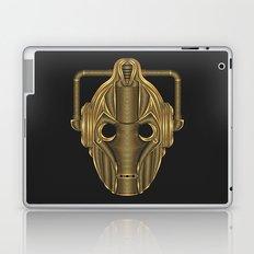 Doctor Who Cyberman Laptop & iPad Skin