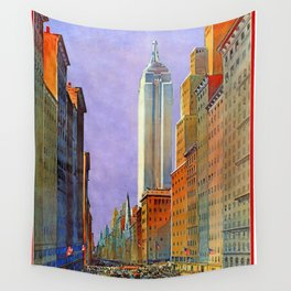 Fifth Avenue Wall Tapestry