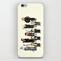 lord of the rings iPhone & iPod Skins featuring Lord of the Rings by LOVEMI DESIGN