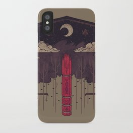 The Lost Obelisk iPhone Case