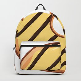 Joyful Cheezy Doughnut / Donut Backpack