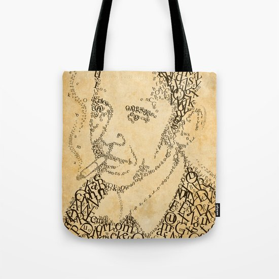 obama in the font of times 02 Tote Bag