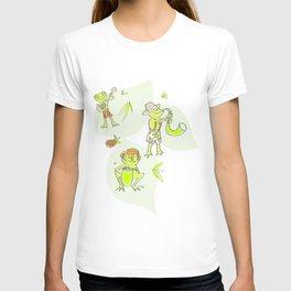 Frog Jamboree  T-shirt