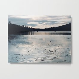Kettle Pond Metal Print