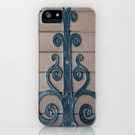 Church Door Hinge  iPhone Case