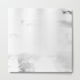 Black & White Abstract Series ~ 6 Metal Print