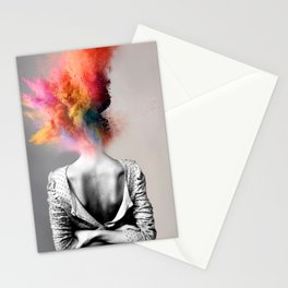 a certain kind of magic Stationery Cards