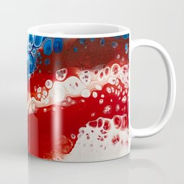Patriotic Acrylic Coffee Mug