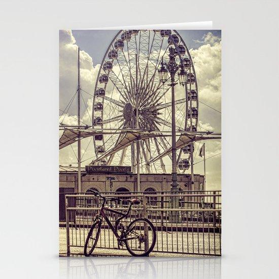 The Brighton Wheel Stationery Cards