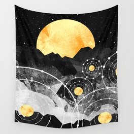 Stars of the galaxy Wall Tapestry
