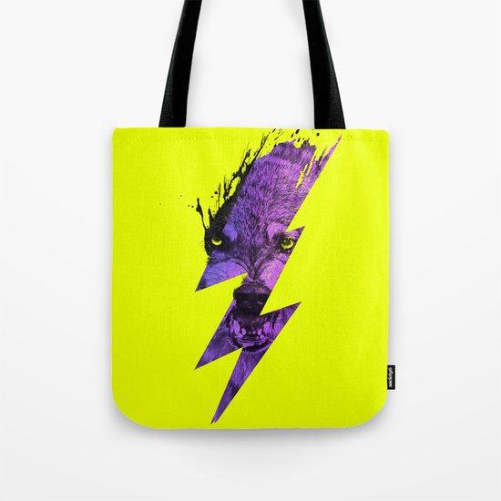 Thunderwolf Tote Bag