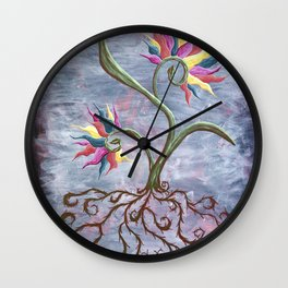 Shift Wall Clock