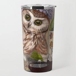 The Tipsy Owl Travel Mug