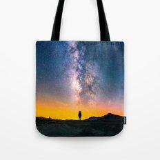 Heavens Above Tote Bag