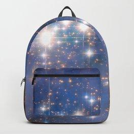 Star cluster Trumpler 14 in the Milky Way (NASA/ESA Hubble Space Telescope) Backpack