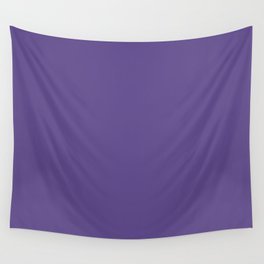 Ultra Violet Purple - Color of the Year 2018 Wall Tapestry