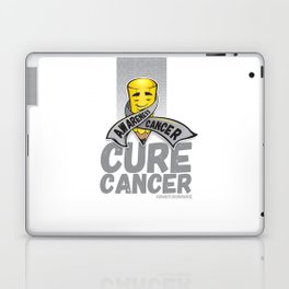 Cure Cancer Laptop & iPad Skin