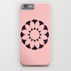 floral pink iPhone 6s Slim Case