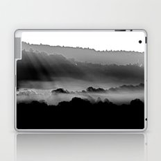 FIRST RAYS OF LIGHT Laptop & iPad Skin