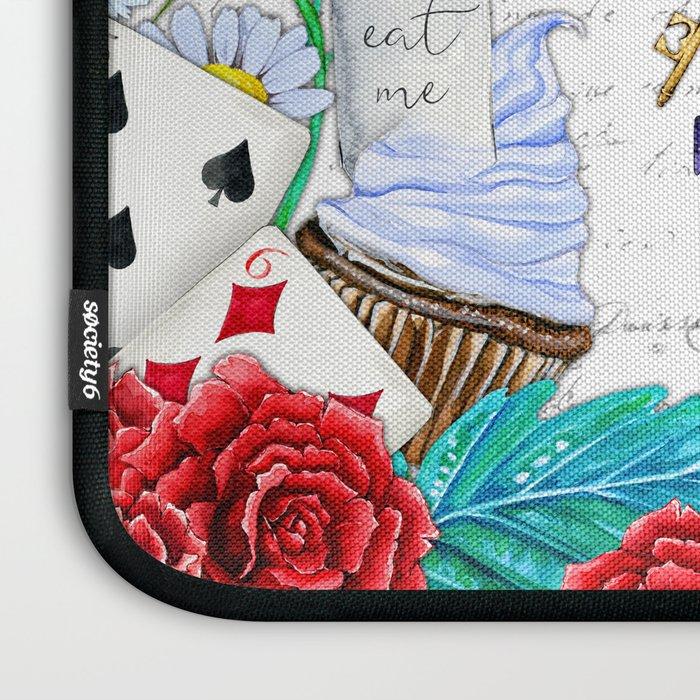 Alice in Wonderland - Imagination Laptop Sleeve