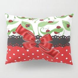 Ladybugs Pillow Sham
