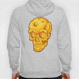 Cheesehead Skull Hoody