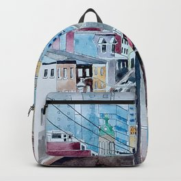 King & George st Toronto Backpack
