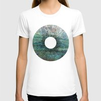 iris T-shirts featuring Iris by James White