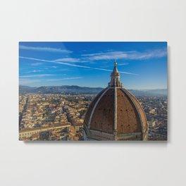 Duomo di Firenze Metal Print