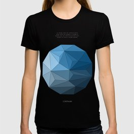 Continuum black T-shirt