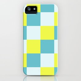 Special Checker Melia iPhone Case