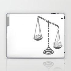 Grayscale Laptop & iPad Skin
