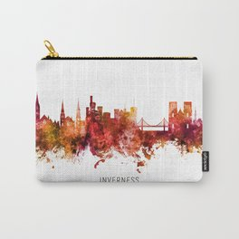 Inverness Scotland Skyline Carry-All Pouch