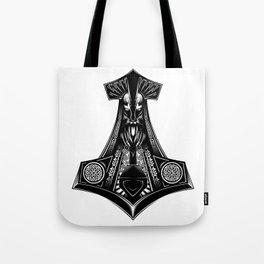 Thor's Hammers (Mjölnir) Tote Bag