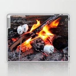 Roasting Marshmellows Laptop & iPad Skin